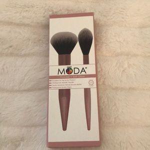 Moda Makeup - MŌDA® Limited Edition 2pc Powder & Soft Glow Kit